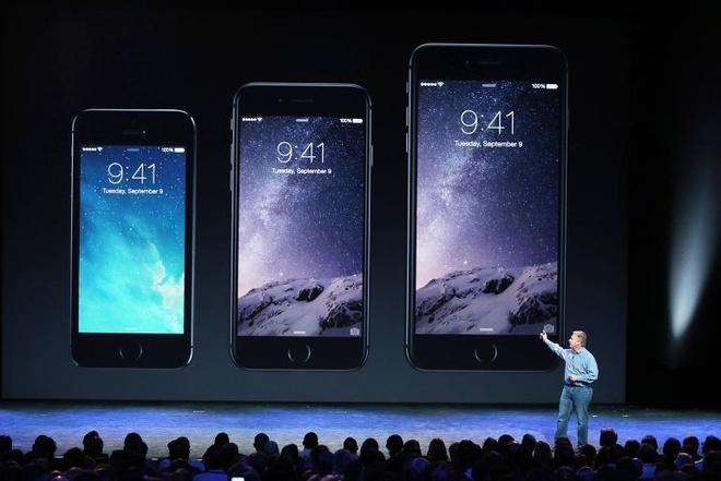 Apple se to chuc su kien lon ra mat iPhone 6 o VN thang 11 hinh anh 1
