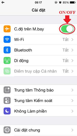 18 hanh dong nguoi dung vo tinh lam hao pin iPhone hinh anh 6