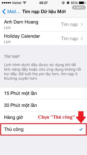 18 hanh dong nguoi dung vo tinh lam hao pin iPhone hinh anh 12