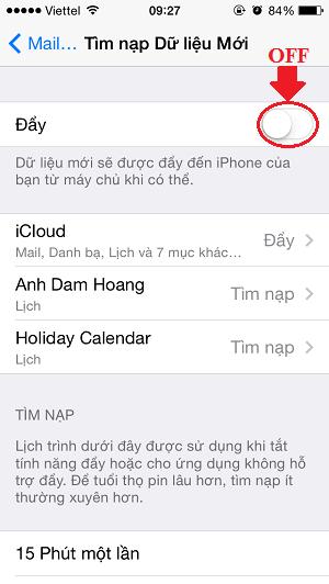 18 hanh dong nguoi dung vo tinh lam hao pin iPhone hinh anh 11