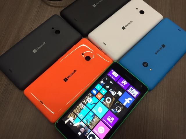 Video gioi thieu Microsoft Lumia 535 hinh anh