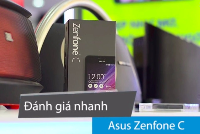 Asus Zenfone C ve VN: Tang pin, ha camera con 5 MP hinh anh