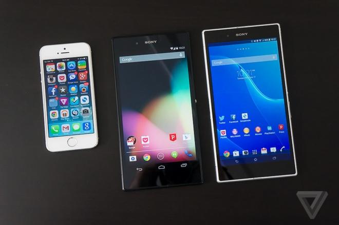 Loat smartphone duoi 8 trieu dang mua hinh anh