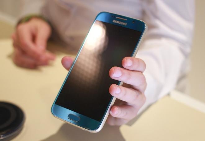 Trai nghiem Galaxy S6 - smartphone nhieu thay doi tu Samsung hinh anh
