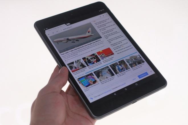 Nokia N1 - tablet dep, goi ky uc tai MWC 2015 hinh anh