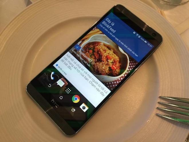 HTC sap ban One E9 Plus gia 12,99 trieu o VN hinh anh