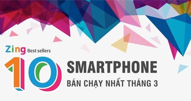 Zing.vn sap cong bo 10 smartphone ban chay nhat hinh anh