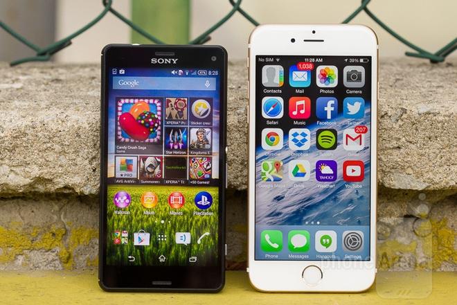 6 smartphone hot nhat mua he 2015 hinh anh