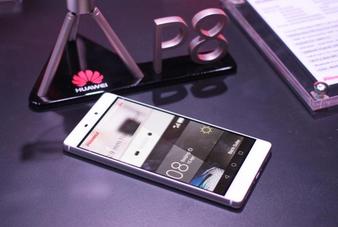 Huawei P8 gia 11 trieu dong o Viet Nam hinh anh