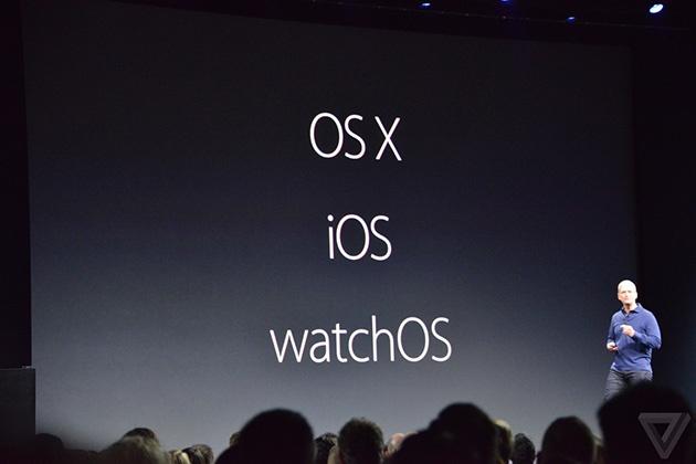 Toan canh buoi ra mat iOS 9 va OS X moi hinh anh