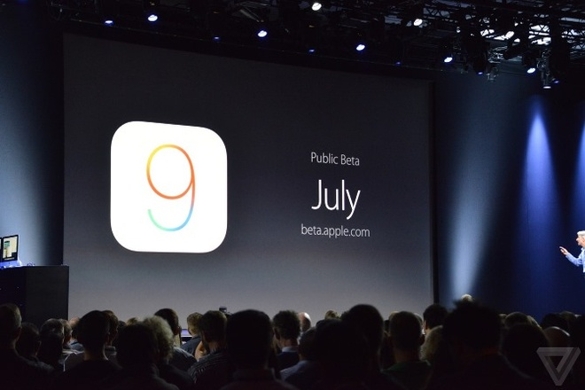 Cach cai dat iOS 9 beta 1 khong can tai khoan Developer hinh anh