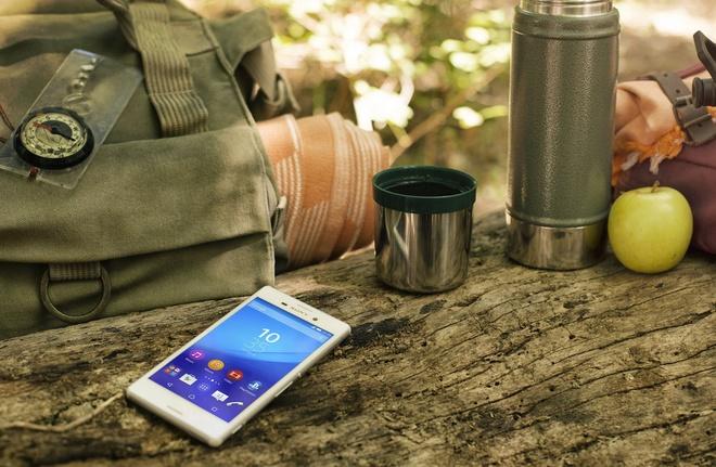 Zenfone 2 so sanh voi Sony Xperia M4 Aqua hinh anh