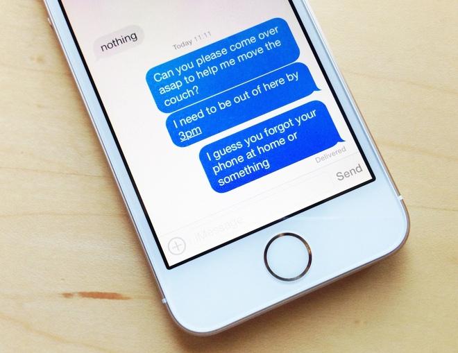 Cach xoa tin nhan dinh ky tren iPhone hinh anh