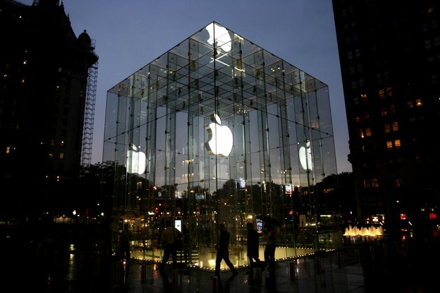 11 Apple Store long lay nhat the gioi hinh anh