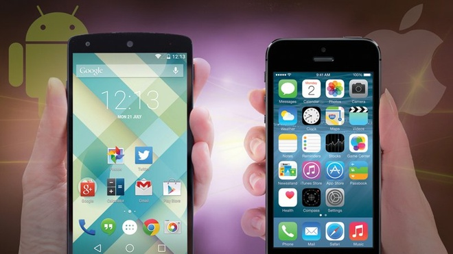 Vi sao iPhone an toan hon Android? hinh anh