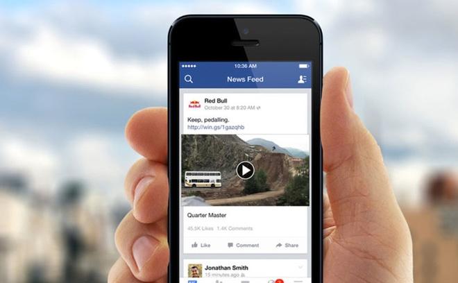 'Lay cap' video YouTube kiem view tren Facebook hinh anh