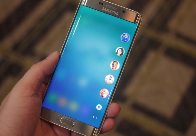 Trai nghiem nhanh Galaxy S6 Edge Plus hinh anh