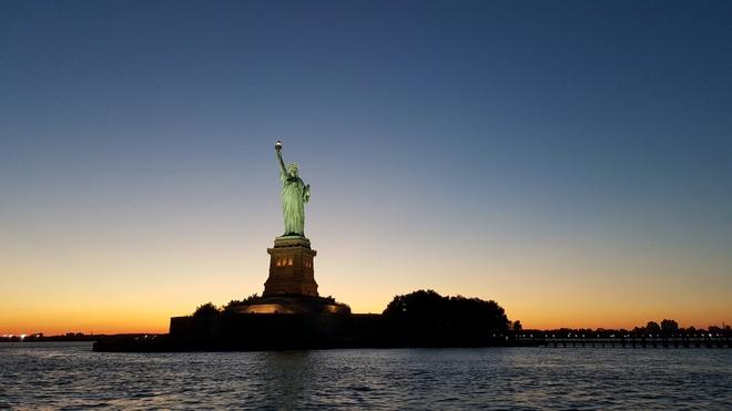 New York qua anh chup bang Galaxy Note 5 hinh anh