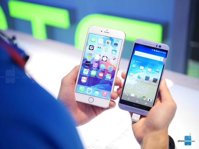 Tai sao iPhone co RAM 1 GB van nhanh hon Android? hinh anh
