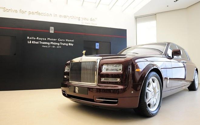 Oto Rolls-Royce: Nhung chuyen ky la, dien ro hinh anh