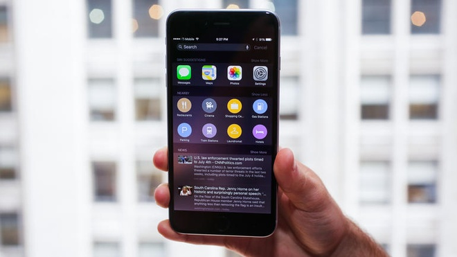 iOS 9 cho tai, nhieu nguoi dung Viet gap loi hinh anh