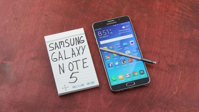 Hai meo goi dien va nhan tin nhanh tren Galaxy Note 5 hinh anh