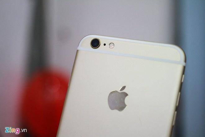 Trai nghiem nhanh iPhone 6S Plus dau tien o VN hinh anh