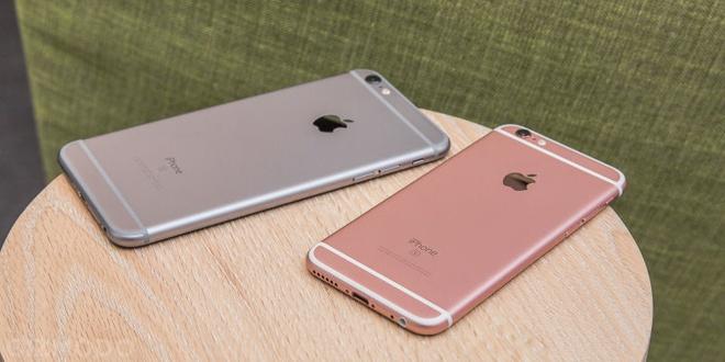 Gan mot nua nguoi Viet mua iPhone 6S chon mau vang hong hinh anh 1 Người dùng Việt Nam thích iPhone 6S rose gold. Ảnh: Gizmodo.