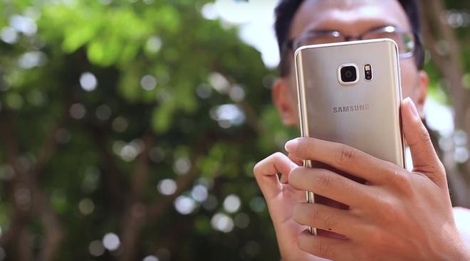 Danh gia Galaxy Note 5: S Pen an tuong hinh anh