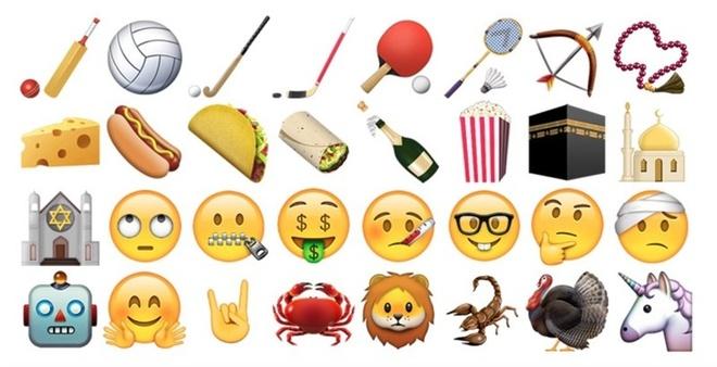 Apple ra iOS 9.1 them nhieu ky tu emoji hinh anh 1