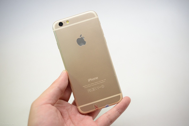 Can canh iPhone 6S nhai cua Trung Quoc hinh anh
