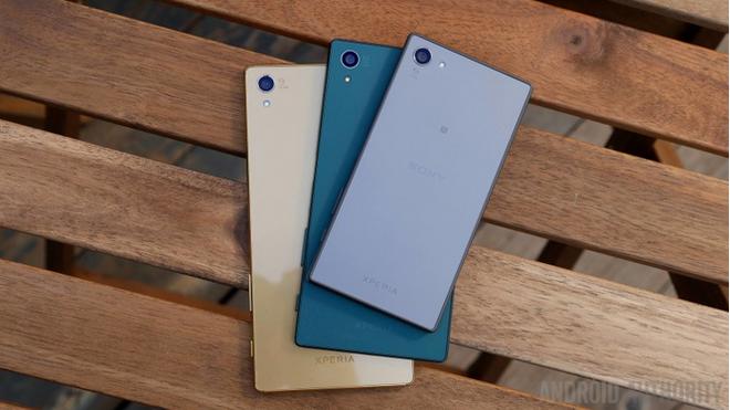 Sony, HTC, Motorola: Ai se phai chia tay thi truong? hinh anh 1