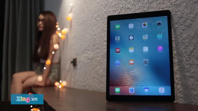 iPad Pro kho thanh cong o Viet Nam hinh anh