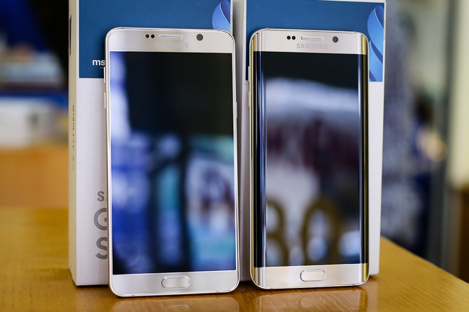 Smartphone nao cua Samsung duoc nang cap len Android 6.0? hinh anh