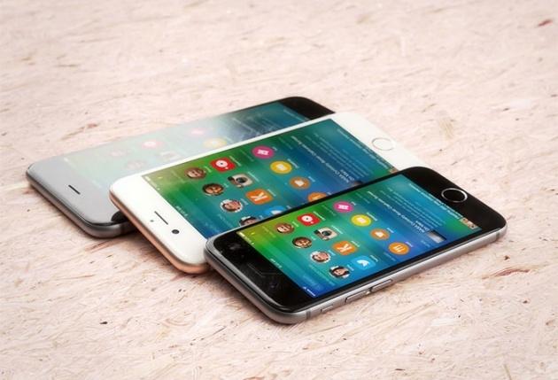 iPhone 7 - ba phien ban, thay doi thiet ke hinh anh