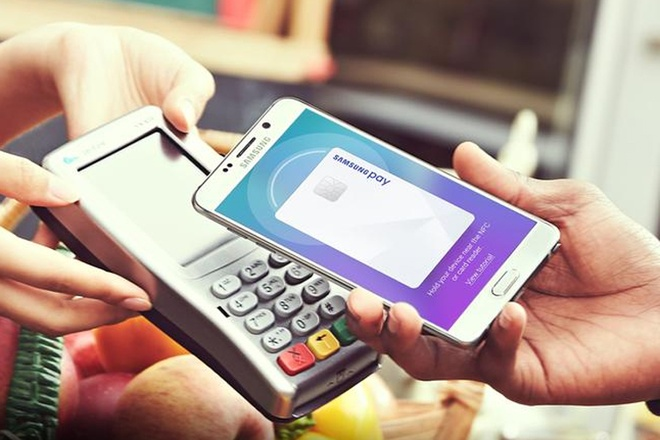 Samsung Pay co the som den Viet Nam hinh anh