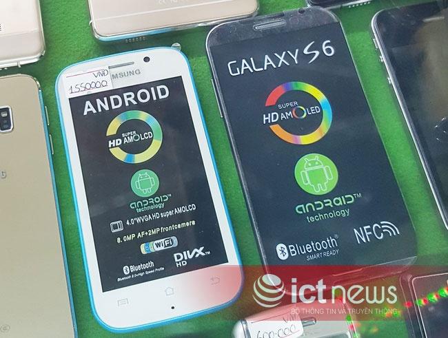 iPhone 6S, Note 5 hang nhai ban ngap cho cua khau Tan Thanh hinh anh 3