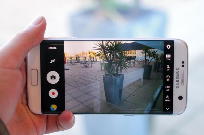 Trai nghiem nhanh Galaxy S7 edge hinh anh