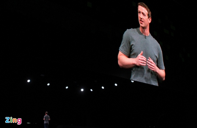 Mark Zuckerberg gay nao loan o le ra mat Galaxy S7 hinh anh 6