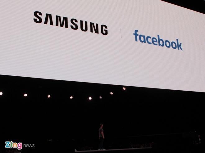 Mark Zuckerberg gay nao loan o le ra mat Galaxy S7 hinh anh 8