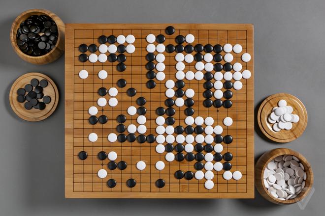 Google AlphaGo thang nha vo dich co vay the gioi lan 3 hinh anh