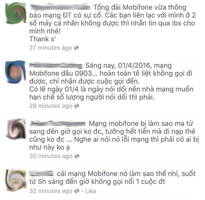 Mang MobiFone gap su co khong the goi dien, ket noi 3G hinh anh 2