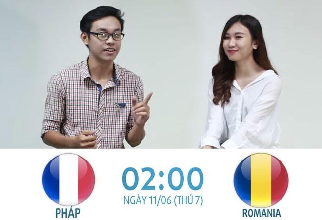Dem nay xem gi: Phap co the khong thang Romania hinh anh