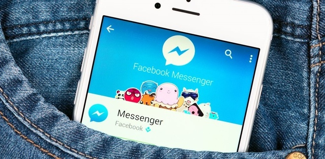 Facebook Messenger sap mang trong 30 phut hinh anh