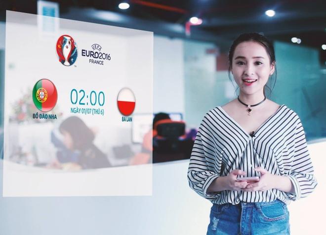 Ket qua Euro: Tam ve ban ket dau tien cho Bo Dao Nha hinh anh