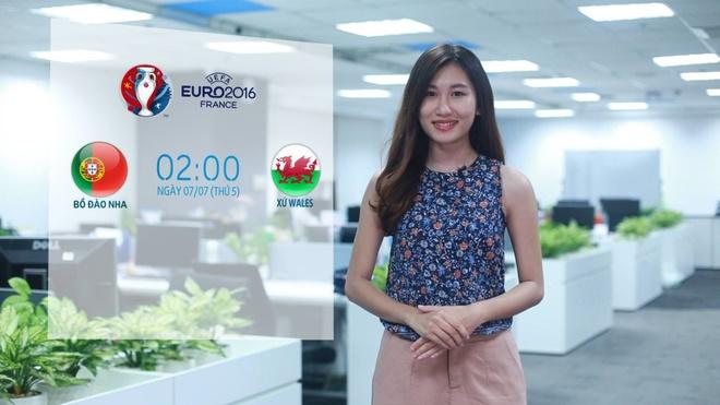 Ket qua Euro: Bo Dao Nha ket thuc giac mo cua Xu Wales hinh anh