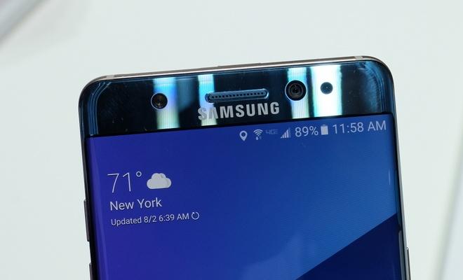 Dung thu may quet mong mat cua Galaxy Note 7 hinh anh