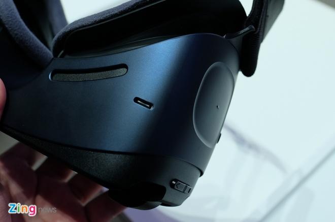 Anh thuc te Samsung Gear VR cho Galaxy Note 7 hinh anh 5