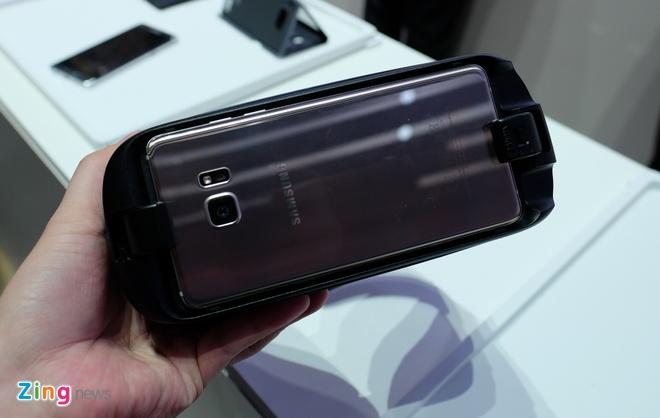 Anh thuc te Samsung Gear VR cho Galaxy Note 7 hinh anh 6