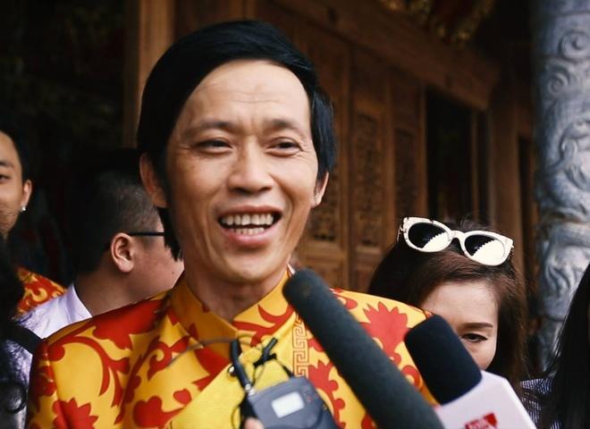 Hoai Linh: 'Xong tam nguyen roi, toi se an cho map' hinh anh